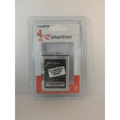 BATTERY BATERAI SMARTFREN ANDROMAX C / LI37142C/ AD686G ORIGINAL - FREE HOLDER RING