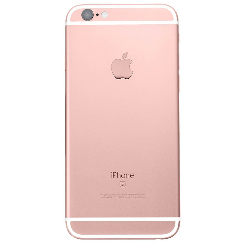 apple iphone 6s 128gb rose gold free jellycase distributor 1 tahun elevenia. Black Bedroom Furniture Sets. Home Design Ideas