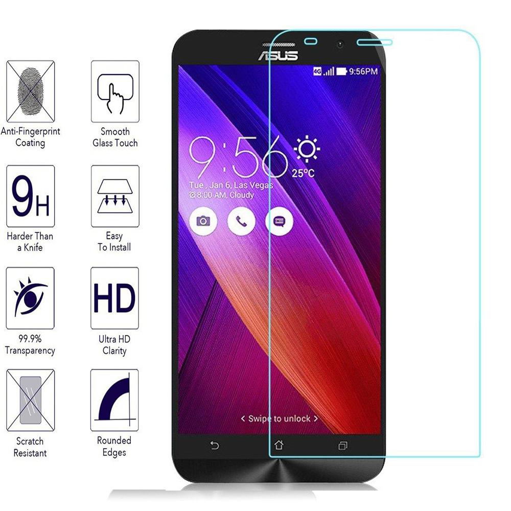 Tempered Glass Samsung A8 Anti Gores Kaca Screen Guard Protector (Clear). Source ·