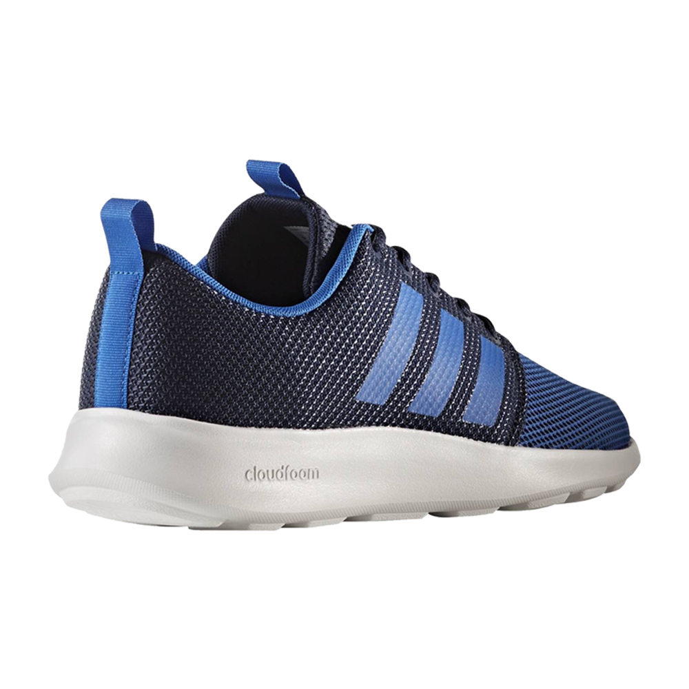 c6dda7db2b210 ... Sepatu Olahraga Lari Gym Fitness Adidas CF Swift Racer Mens Run Shoes -  Blue Sport BB9941