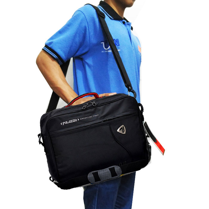 Palazzo R3X1 Tas Ransel Backpack 3in1 - ( Free Rain Cover Polos )