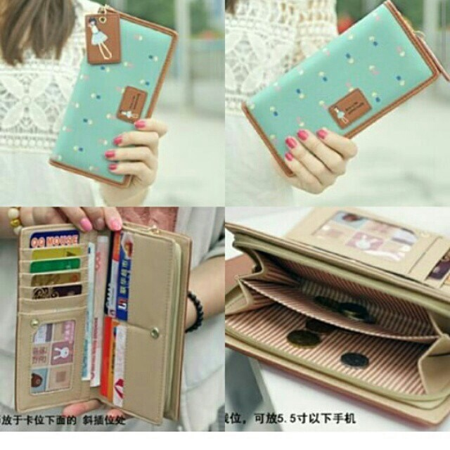 Jims Honey Fashion Wallet Dompet Import Kqueenstar Blue Daftar Source · Rovelin Dompet Wanita Jims Honey Dolly