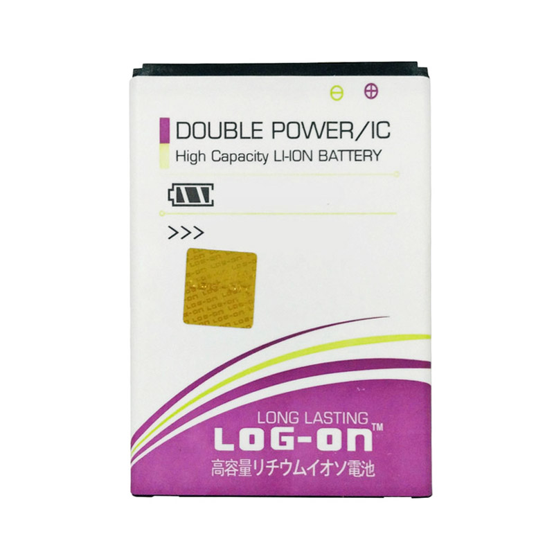 ... Log On Battery Andromax G ES C2 C3Si C2S 3000 mAh
