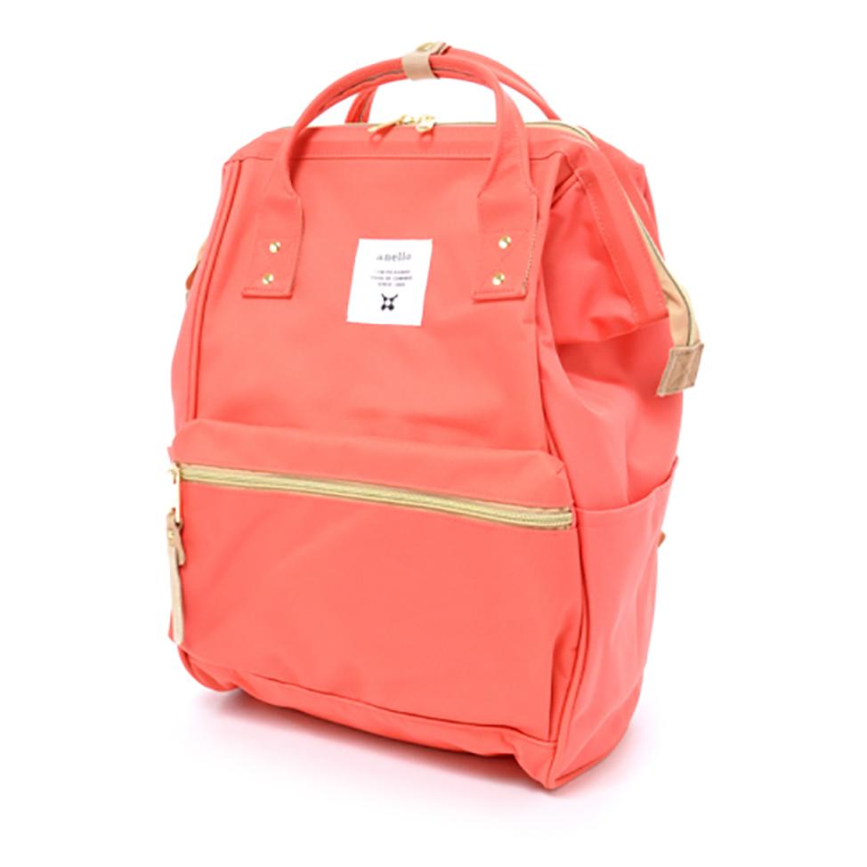 3b86b99b6f Anello Tas Ransel Backpack Polyester At-b0193a - Coral Pink