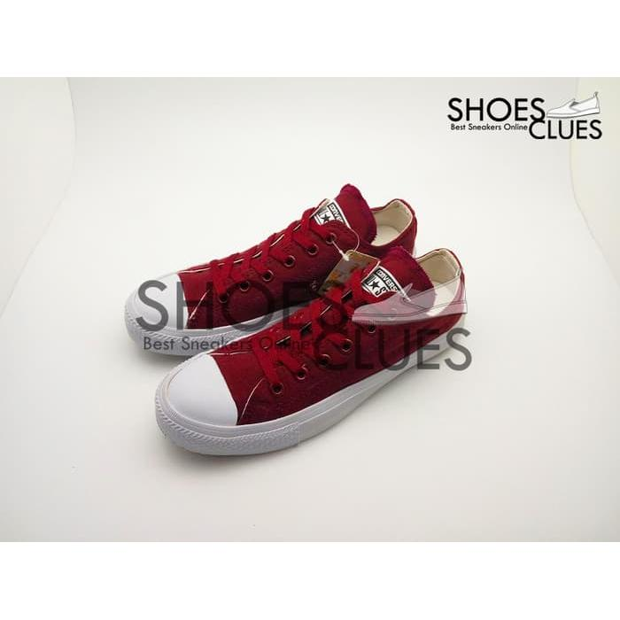 421fec309649 Sepatu Converse All Star Ct2 Low Maroon Real Pic High Quality