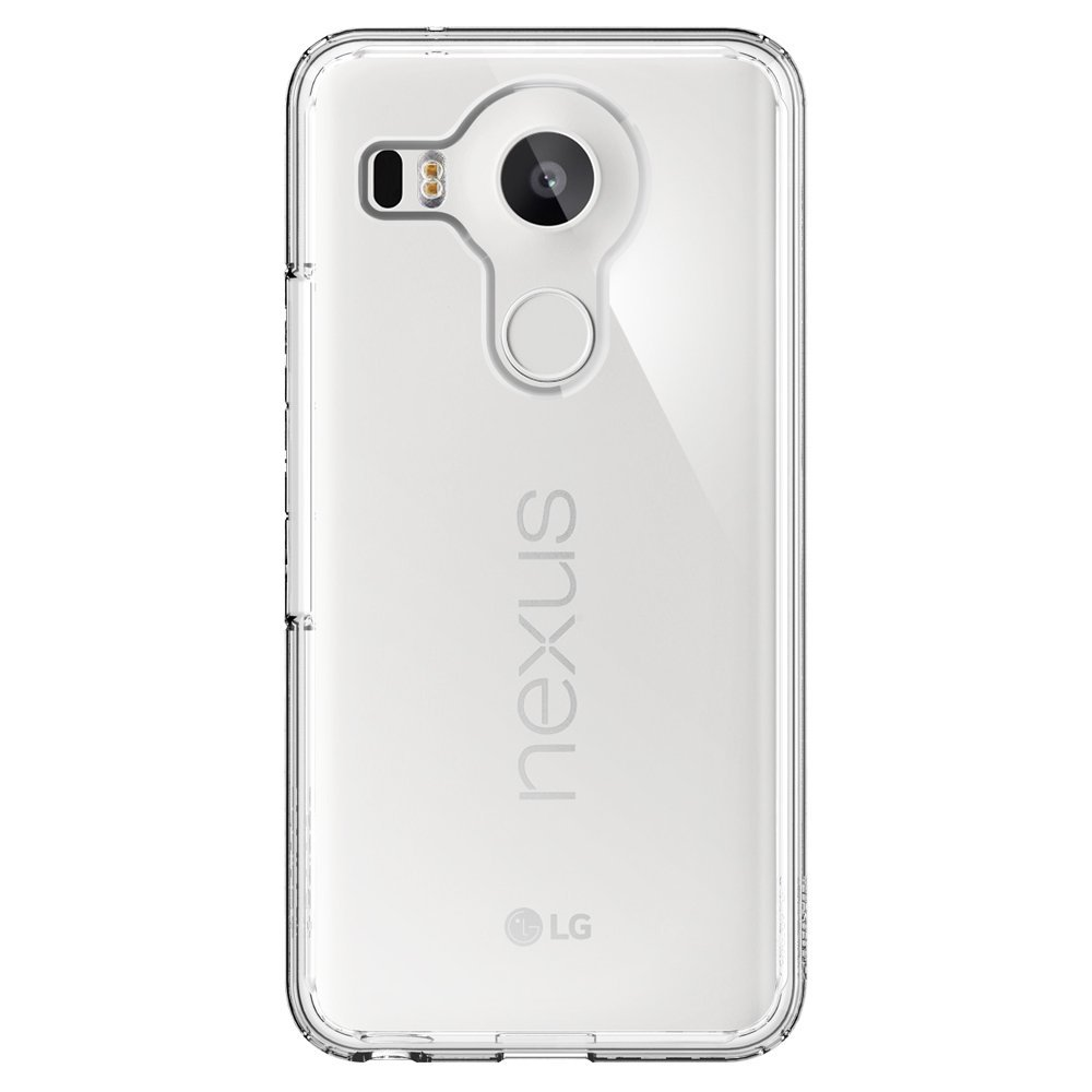spigen nexus 5 template - spigen nexus 5x ultra hybrid crystal clear original elevenia