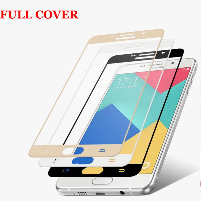 HMC Samsung Galaxy A5 2017 / A520 - 2.5D Full Screen Tempered .
