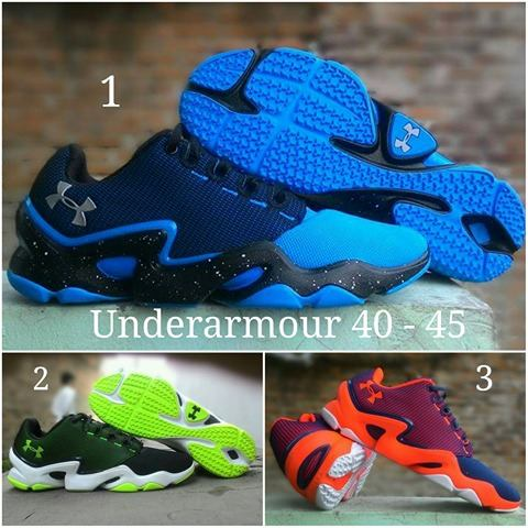 0f9679262581 Sepatu Under Armour Sepatu Basket Under Armour Zig Tack Fenomenal ...