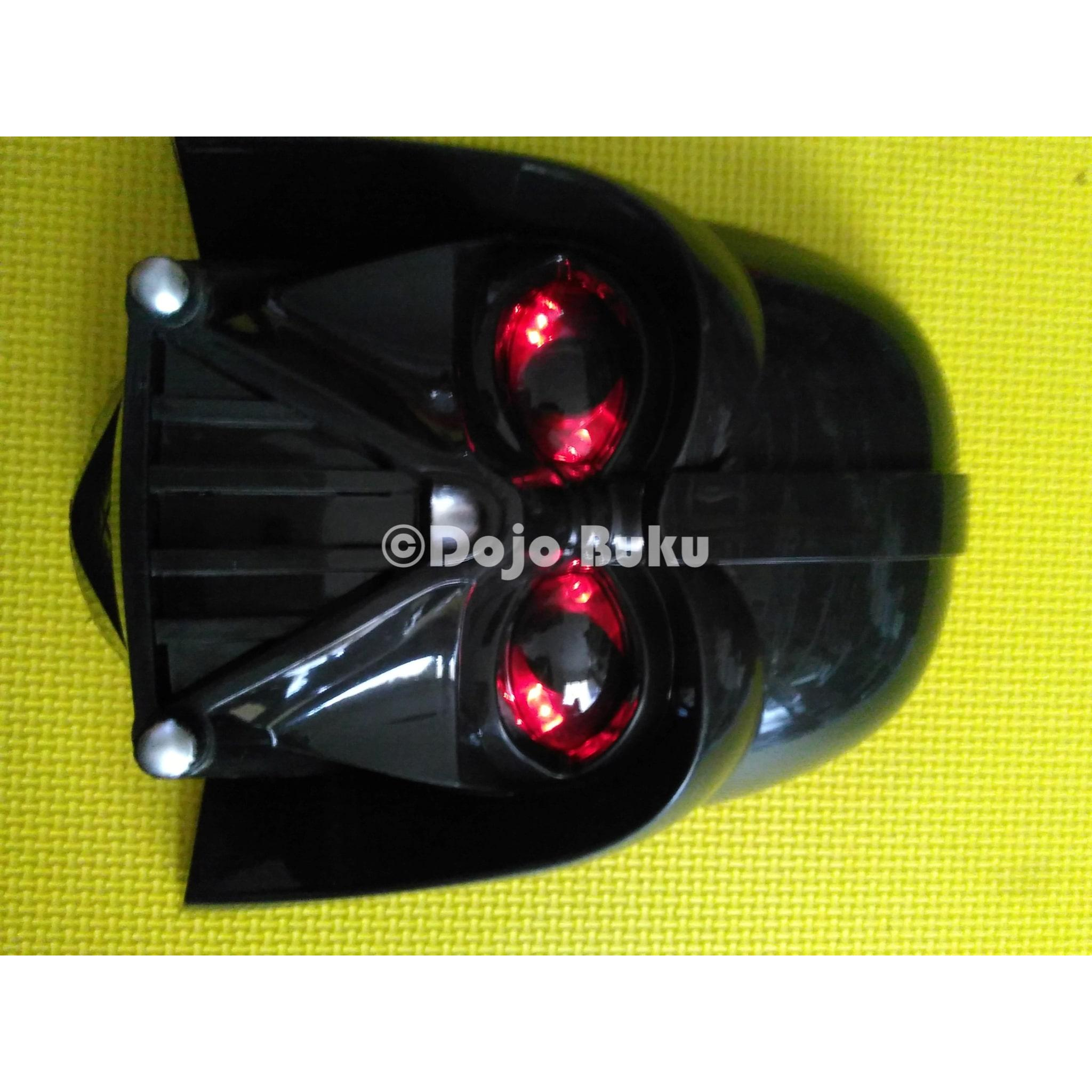 Topeng Darth Vader Star Wars Menyala Bunyi Elevenia Tcash Puasa Headlamp Zoom