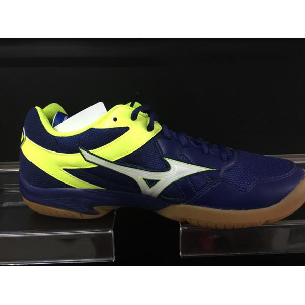 Sepatu Volley Mizuno Cyclone Speed Original Navy Stabilo Volleyshoes ... 1b8a4c80cc