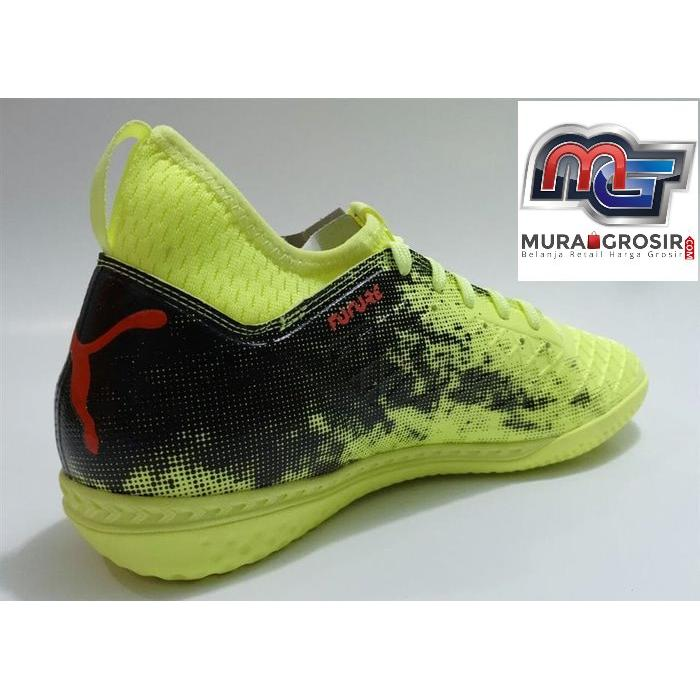 ... SEPATU FUTSAL - PUMA FUTURE 18.3 IT ORIGINAL  10433401 YELLOW NEW 2018  Murah ... 33fbc5742a