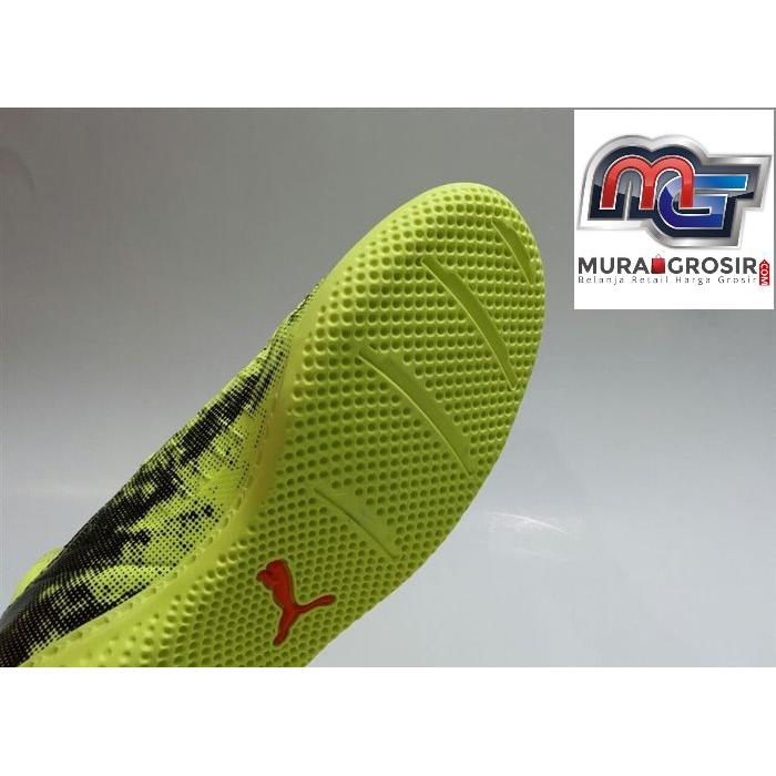 ... SEPATU FUTSAL - PUMA FUTURE 18.3 IT ORIGINAL  10433401 YELLOW NEW 2018  Murah 6b2afa6138
