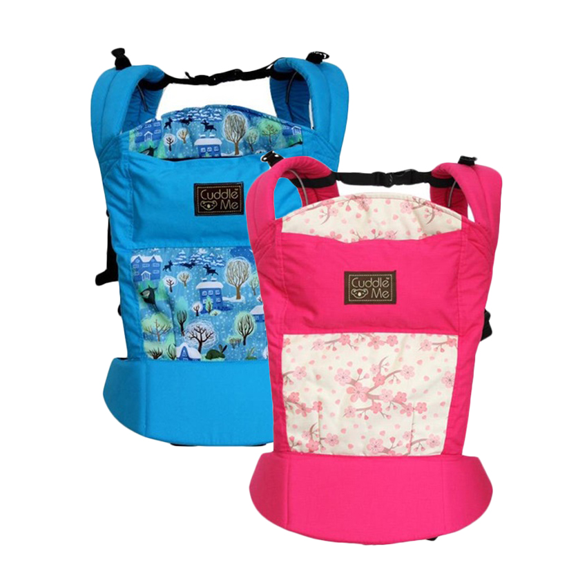 ... Cuddleme / Cuddle Me Lite Carrier (Gendongan bayi)
