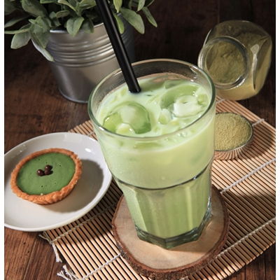 Exotic Matcha Latte Instant - Delight Matcha Green Tea 200 ...
