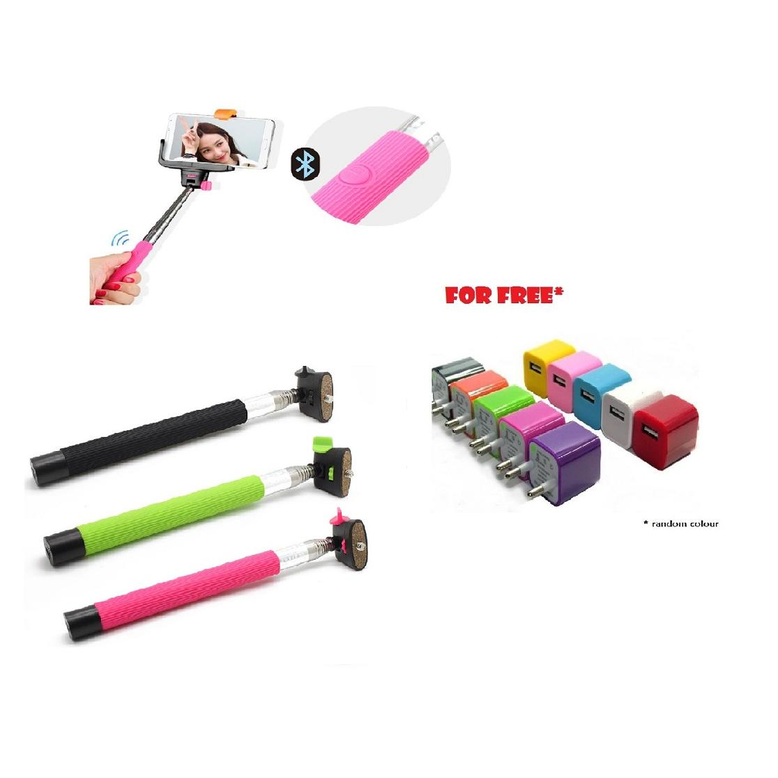 Firstproject Monopod Bluetooth Wireless Z07 5 For Android