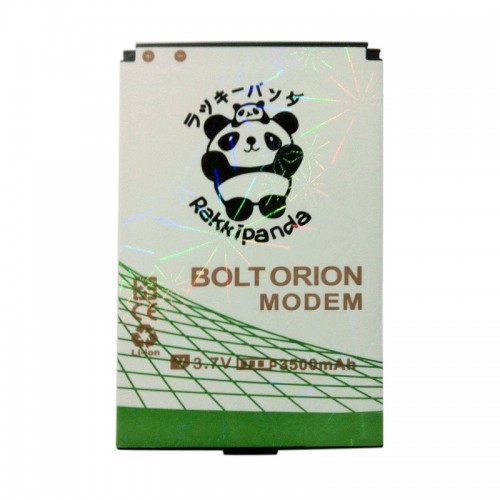 Baterai Battery Batre Modem Mifi Bolt Orion MV1 LI021 Double Power Rakkipanda