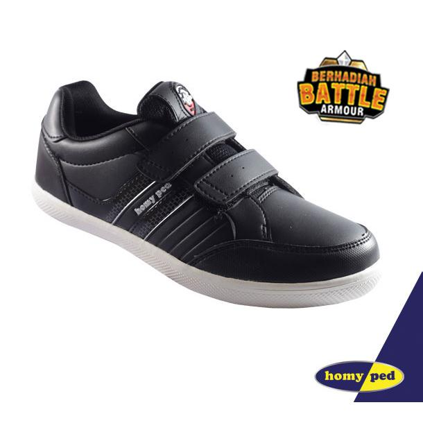 Homyped Sepatu Anak Jones 01 Black  ee6768c4cd