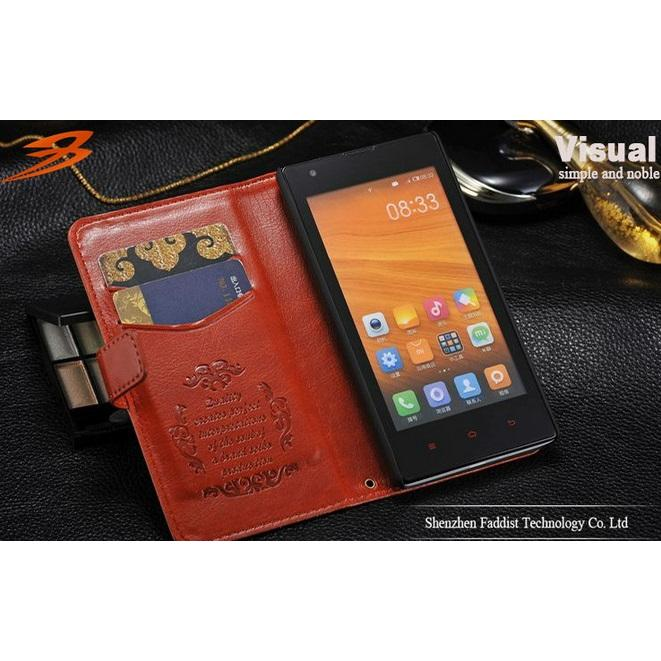Leather Case Hp Gadget Iphone Samsung Lg Xiaomi Note