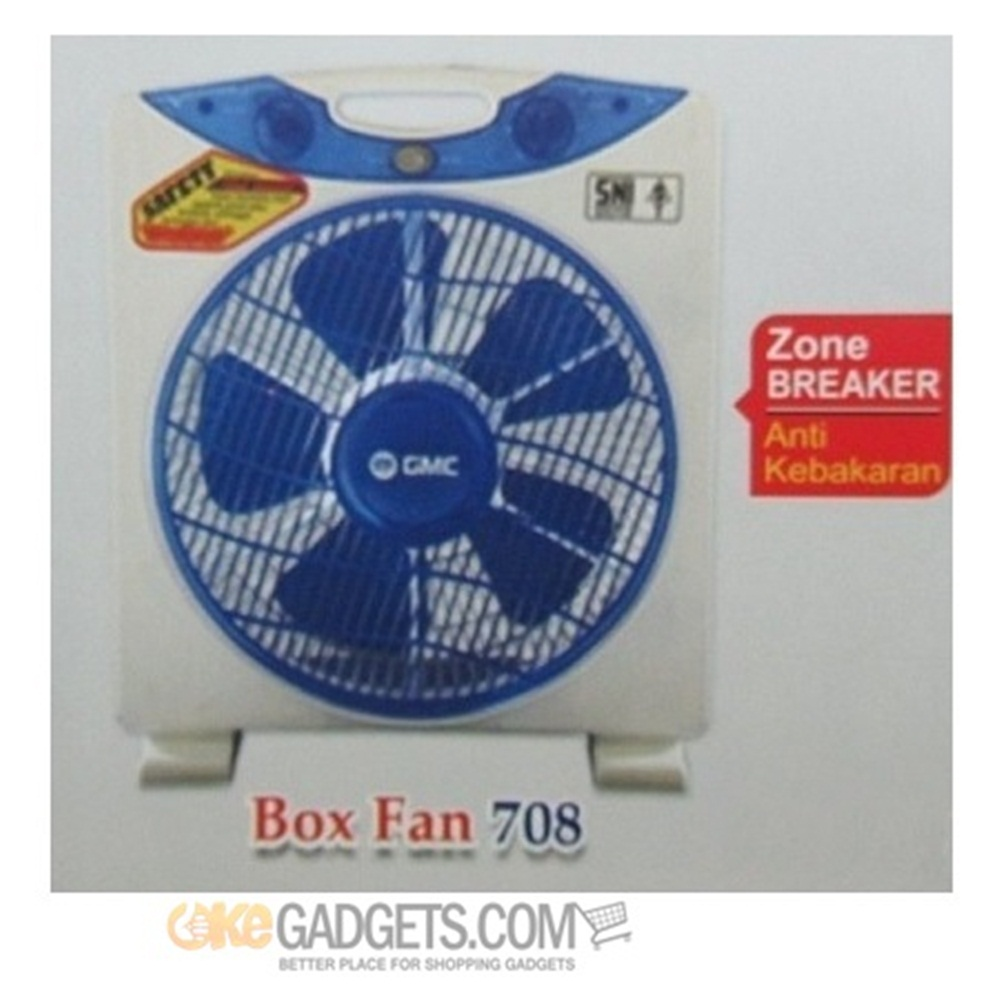 GMC Box Fan 708 12 inch