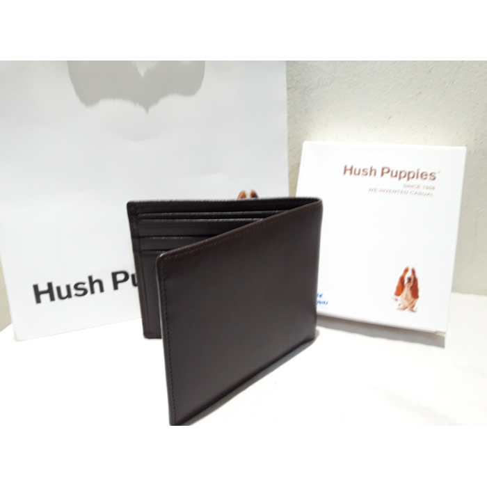 ... DOMPET PRIA HUSH PUPPIES ORIGINAL-GENUINE LEATHER - Cok 2f0ea80054