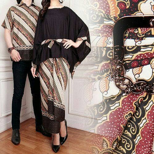 Couple Mega Couple Muslim Couple Kebaya Modern Couple Batik Baju Murah
