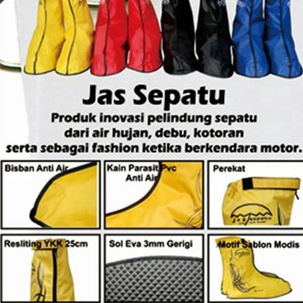 ... Jas Hujan Sepatu,Sarung Sepatu,Cover Shoes Anti Air Fun Cover ...