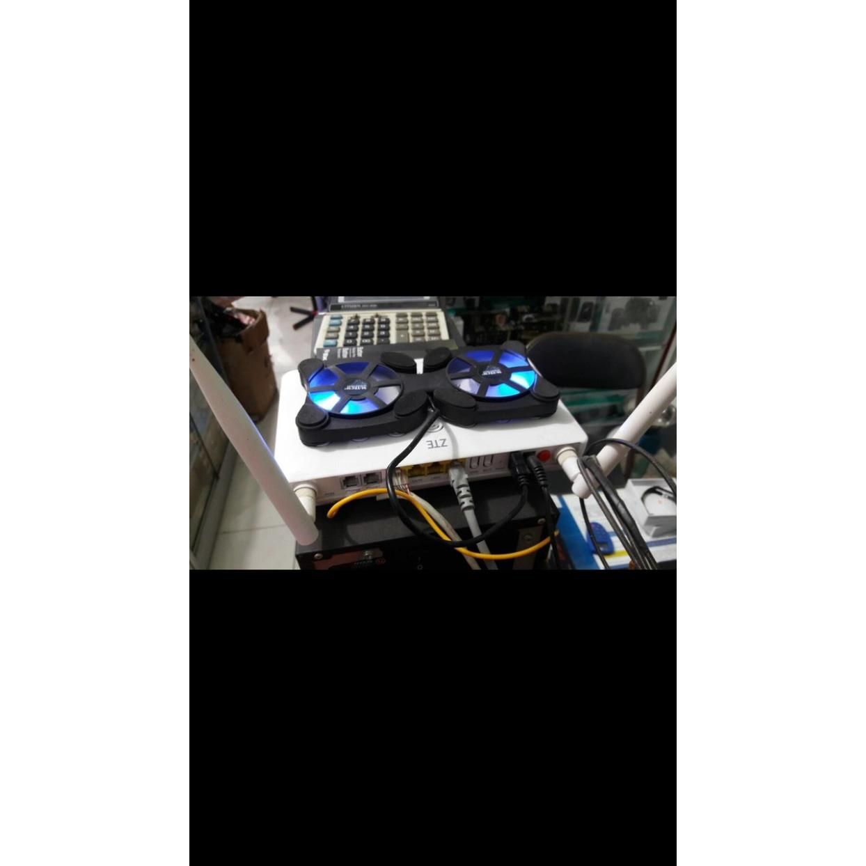 M Tech Cooling Pad Fan Kipas Pc Laptop Netbook Daftar Harga Kepiting Mt919 Crab Coolingpad Lipat Flip Turun Mt 919 Angin Komputer