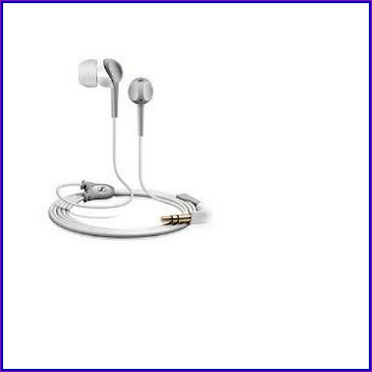 ... Sennheiser Earphone CX213 White In-ear Headphone