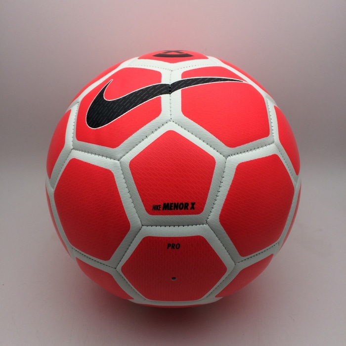 6a46d10797395 (Best Seller) Bola Futsal Nike Menor X Ball Hyper Crimson Red SC3039-809  Original